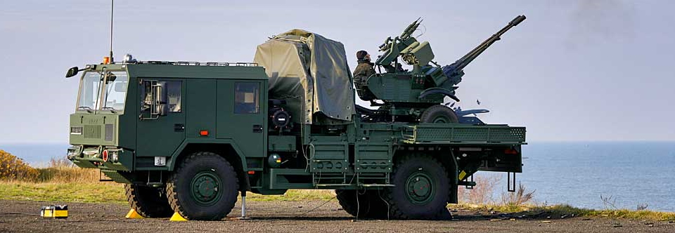 Польща випробовує модифіковану зенітну систему Pilica