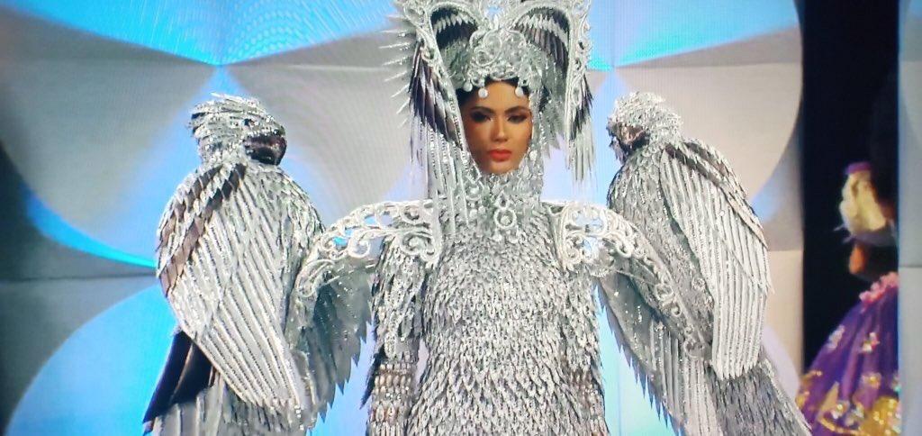 Miss Philippines Gazini Ganados advances to Miss Universe 2019 Top 20