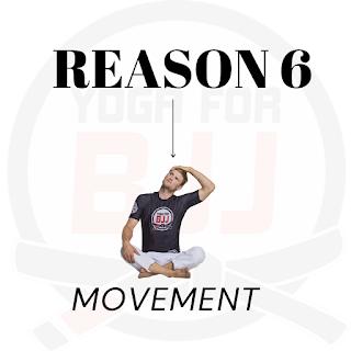 Movement improves your BJJ