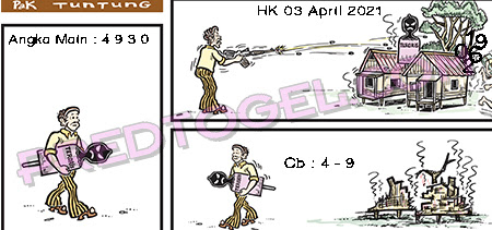 Prediksi Pak Tuntung Hk Sabtu 03 April 2021