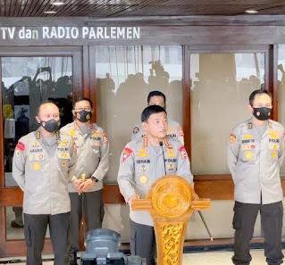 Kapolri Pastikan Senior-Junior Korps Bhayangkara Kawal Komjen Sigit Sampai Dilantik
