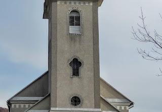 Село Плоске. Церква Покрова Пресвятої Богородиці. 1928 р.