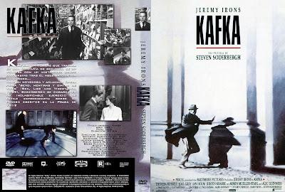 Carátula dvd: Kafka la verdad oculta (1991)