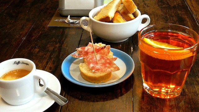 Tipy, kam zajít v Benátkách na víno, jídlo, za zábavou..., zažijte benátky jako místní