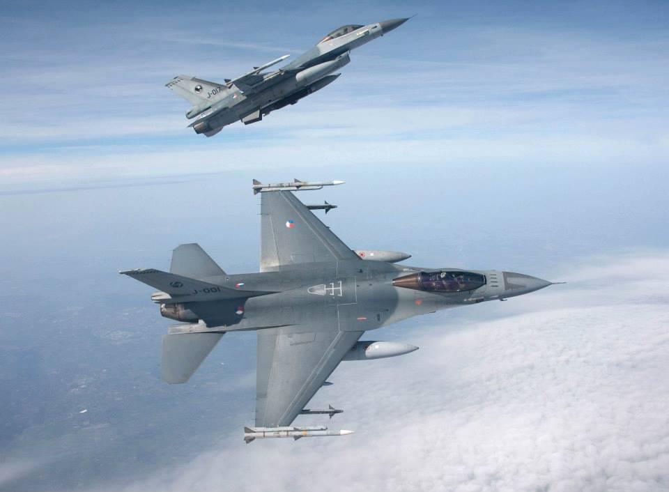 Sistem Kuno, F-16 Belanda Nyaris Tidak Digunakan di Misi Suriah