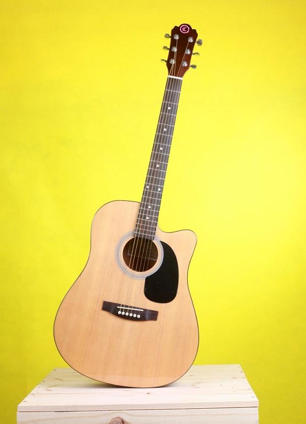Đàn guitar biểu diễn sân khấu dùng loại Pickup và Equalizer nào