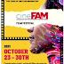"CineFAM Film Festival ""5 Years of Limitless Imagination'' October 23 -24th! - @CineFAMwoc"