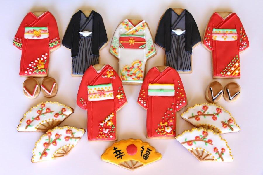 galletas japonesas