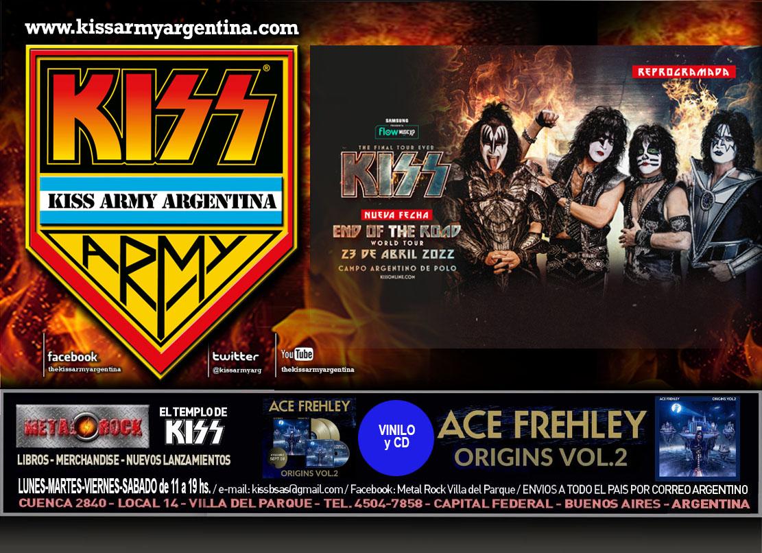Kiss Army Argentina