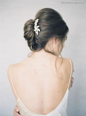 Peinado de Novia Recogido
