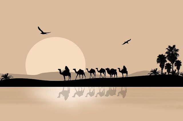 Seperti Apa Isra Miraj dan Kendaraan Buraq yang Ditunggangi Oleh Nabi Muhammad? Ini Penjelasannya