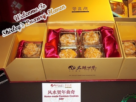 resort world sentosa feng shui inn cny cookies