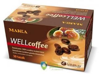Cafeaua cu ganoderma, placere si sanatate in acelasi timp