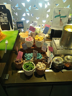 Brunch Desserts Menu