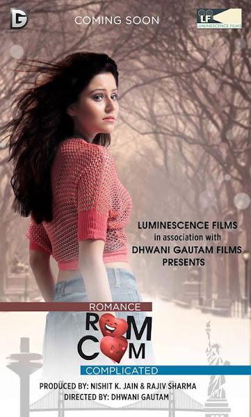 Poster of Romance Complicated 2016 Full Movie 720p Gujarati HDRip x264 Download