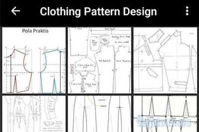 clothing pattern designs