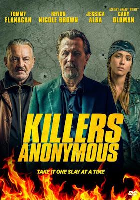Killers Anonymous [2019] [DVD] [R1] [NTSC] [Latino]