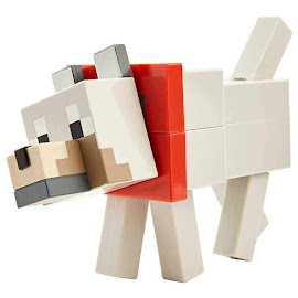 Minecraft Wolf Fusion Figures Series 1 Figure