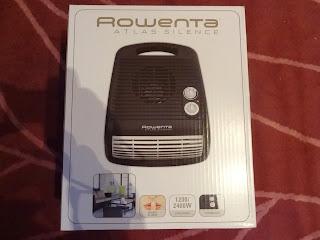 Rowenta Atlas Silence heater