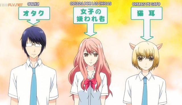 Resultado de imagen para 3D Kanojo: Real Girl episodio 11