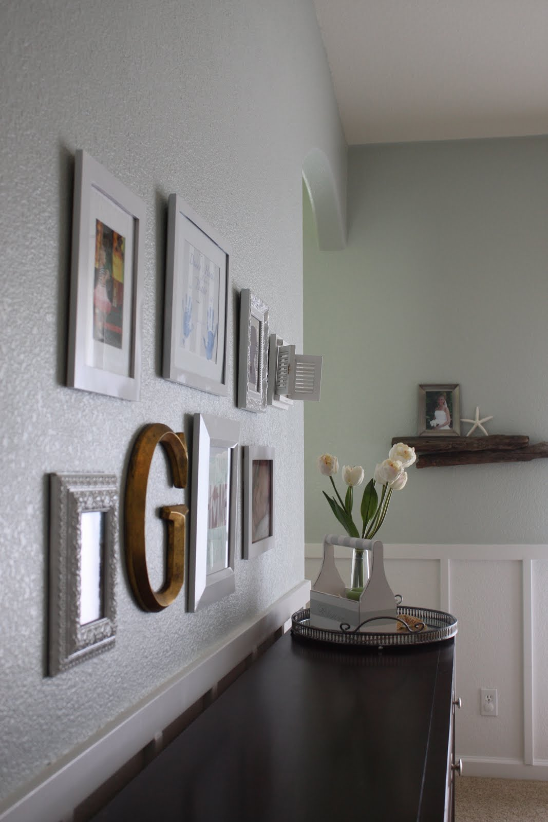 Growing Up Gardner Gallery Wall Master Bedroom Diy Part 4