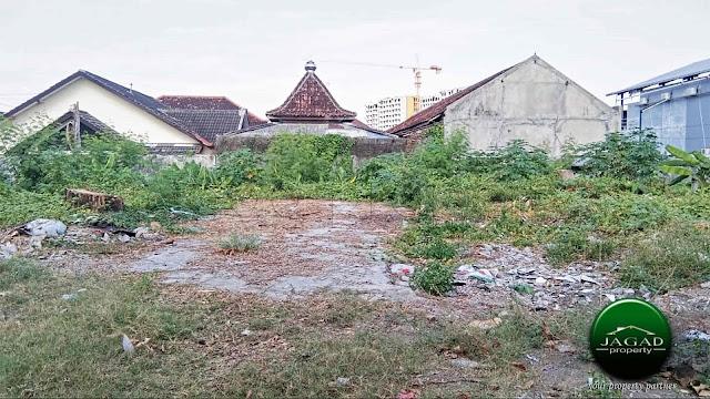 Tanah Hook dekat Kraton Jogja dan Malioboro