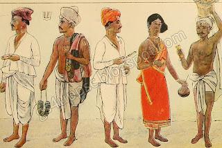 wearings of indus valley civilization