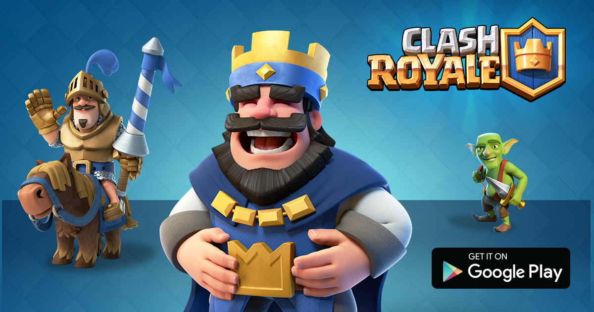 Clash Royale APK v1.2.0 for Android