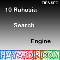 Rahasia Search Engine
