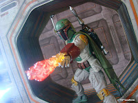 Diamond Select Disney Store Exclusive Star Wars Action Figures Boba Fett