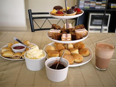 Afternoon Tea: a Tasteful Tradition