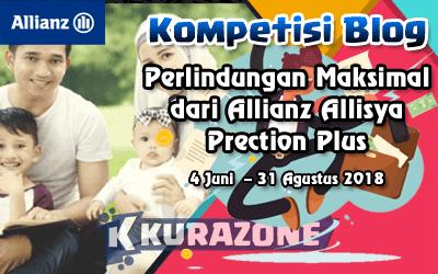 Kompetisi Blog - Allianz Indonesia Berhadiah Umrah + Uang Tunai dan Asuransi Kesehatan