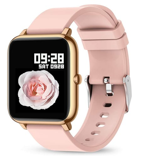 KALINCO Fitness Tracker with Heart Rate Monitor Smart Watch