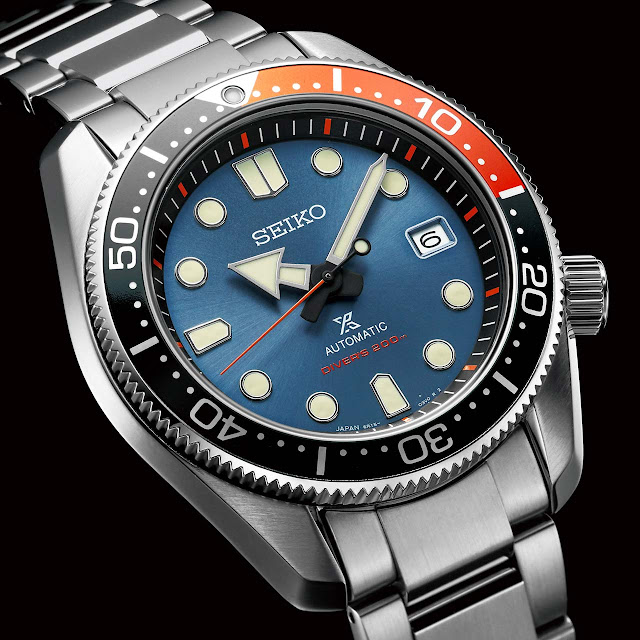 Seiko Prospex Twilight Blue Special Edition SPB097J1