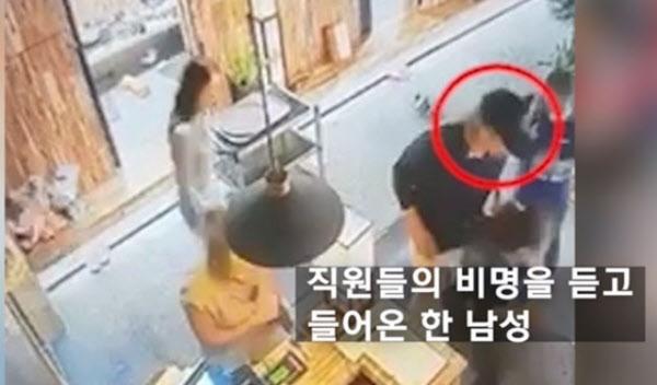 Kim Hyun Joong Jeju'da bir restoran şefinin hayatını kurtardı