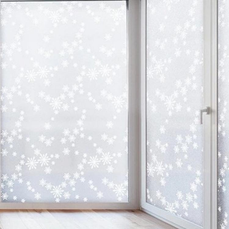 Dán kính bông tuyết
