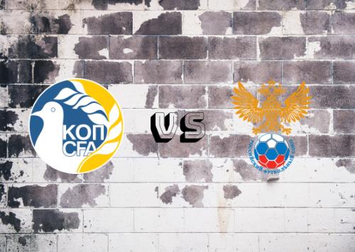 Chipre vs Rusia  Resumen