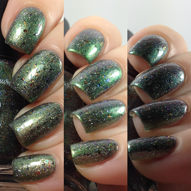Cameo Colours Lacquers-Feed me!