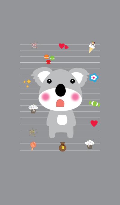 Cute Koala theme v.2