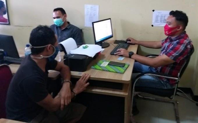 Diduga Edarkan Shabu, A dan R Ditangkap Satresnarkoba Polres Pandeglang