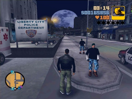 Download Grand Theft Auto III (PC)