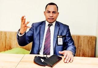 Yan Christian Arebo: Jangan Coba Halangi, Biar Pihak Berwajib Tangani Proses Hukum Terhadap VY