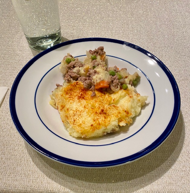 Recipe: Shepherd's Pie