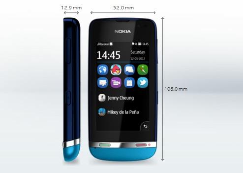 tecnoflash nokia asha 311 rh tecnoflash blogspot com Nokia E63 Nokia Phones Asia