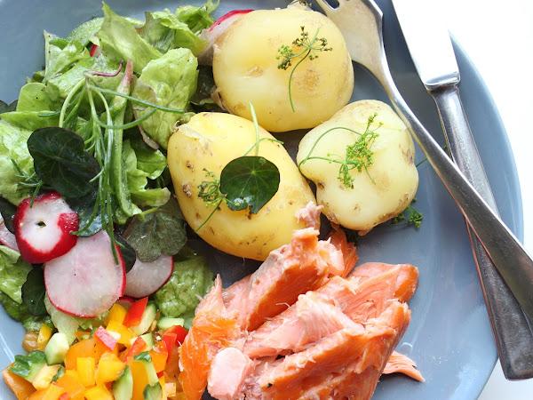 Retkipäivän helppoa kesäruokaa