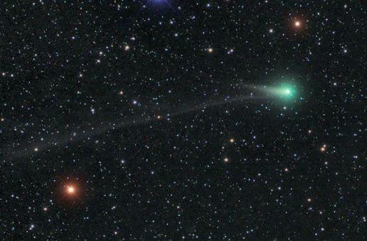 Cometa brillante podrá observarse a simple vista en agosto