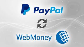 Origen de las Criptomonedas y el Bitcoin Paypal-webmoney