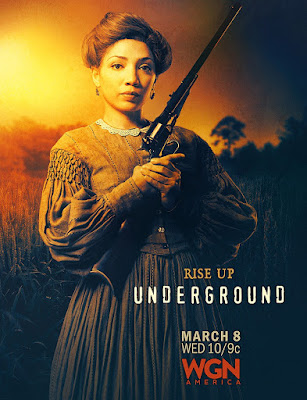 Underground Season 2 Poster 8