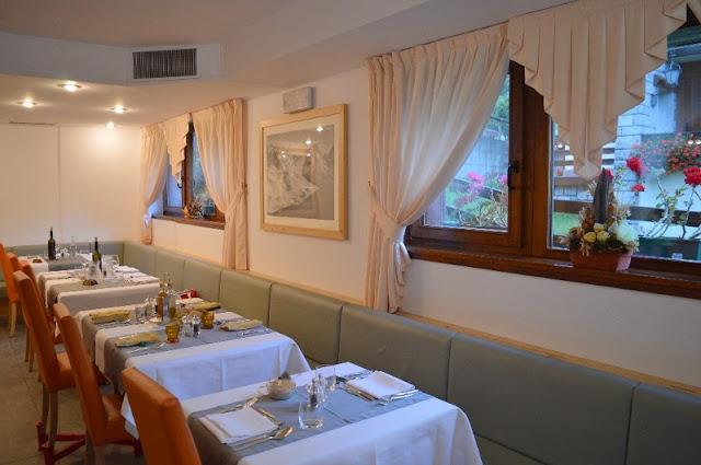 ristorante hotel alpina