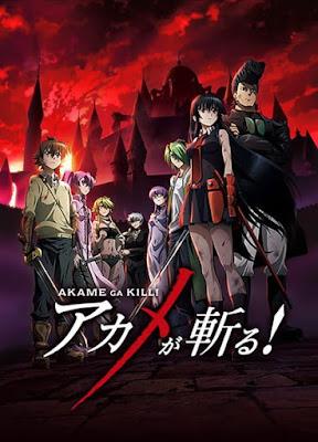 Akame ga Kill! BD [Batch] Subtitle Indonesia